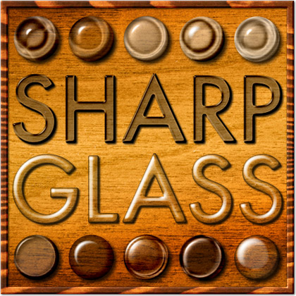 glass photoshop