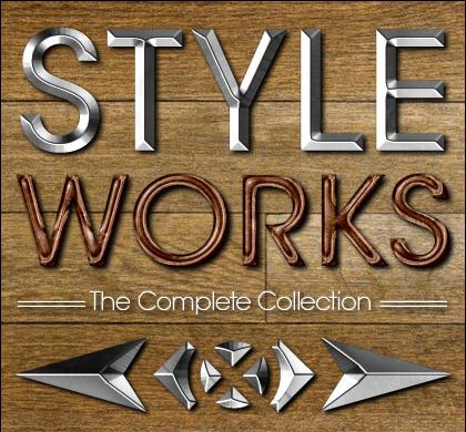 Photoshop Layer Styles Sale